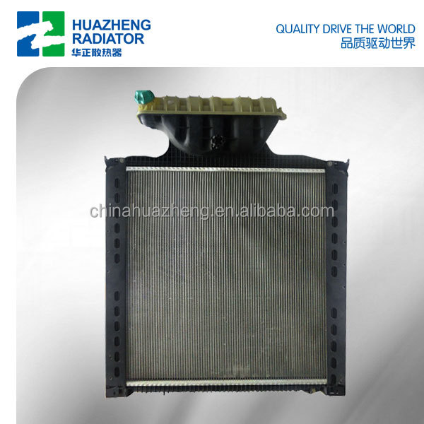 Whole sale aftermarket heavy equipment radiators