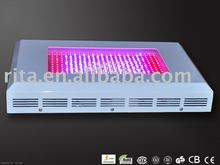 300W LED Grow Light,Use high efficient 1w LED as the light source , base on 288*1 high power LEDs with metal cover