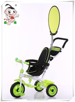 Baby tricycle 3 EVA wheel children bicycle toys/best toy for kids/bicycle bike children tricycle with push bar