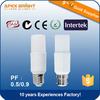 2016 new style High quantity stick light led bulb 7w low profile energy saving