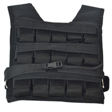 HANGZHOU BIGBANG 30kg Plates Weight Vest for sale