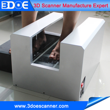 LSF 3D foot scanner complete scanning foot within 15 seconds