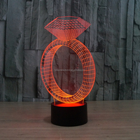 3d light new promotional gift items free designFS-2816
