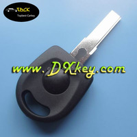 Low price without light no logo for skoda transponder key shell
