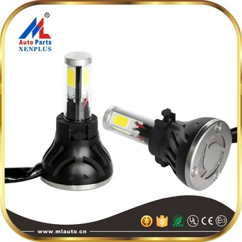 Milan factory direct g5 12v 40w 4000lm 5202 led headlight car bulb