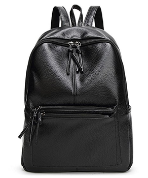 2017 High Quality Fashion Ladies Backpack PU Leather Backpack