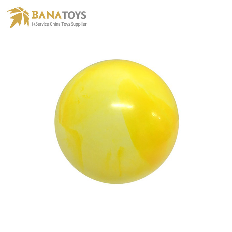 Recessive color cloud toy marble pvc <strong>ball</strong>