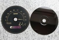 black blank cd/cheap blank cd/decorative cd