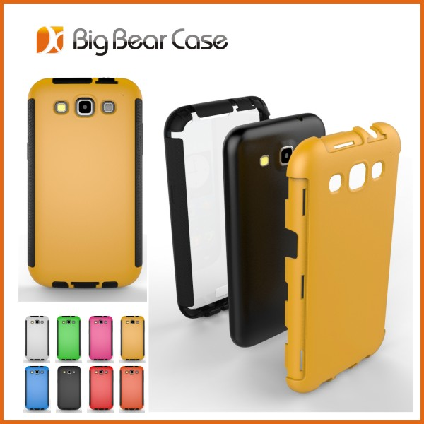 8 colors simply silicon case for samsung galaxy win i8552