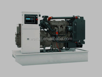 Diesel generator sets with importing engine
