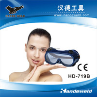 Transparent LENS safety goggles Dust Protective Welding glass