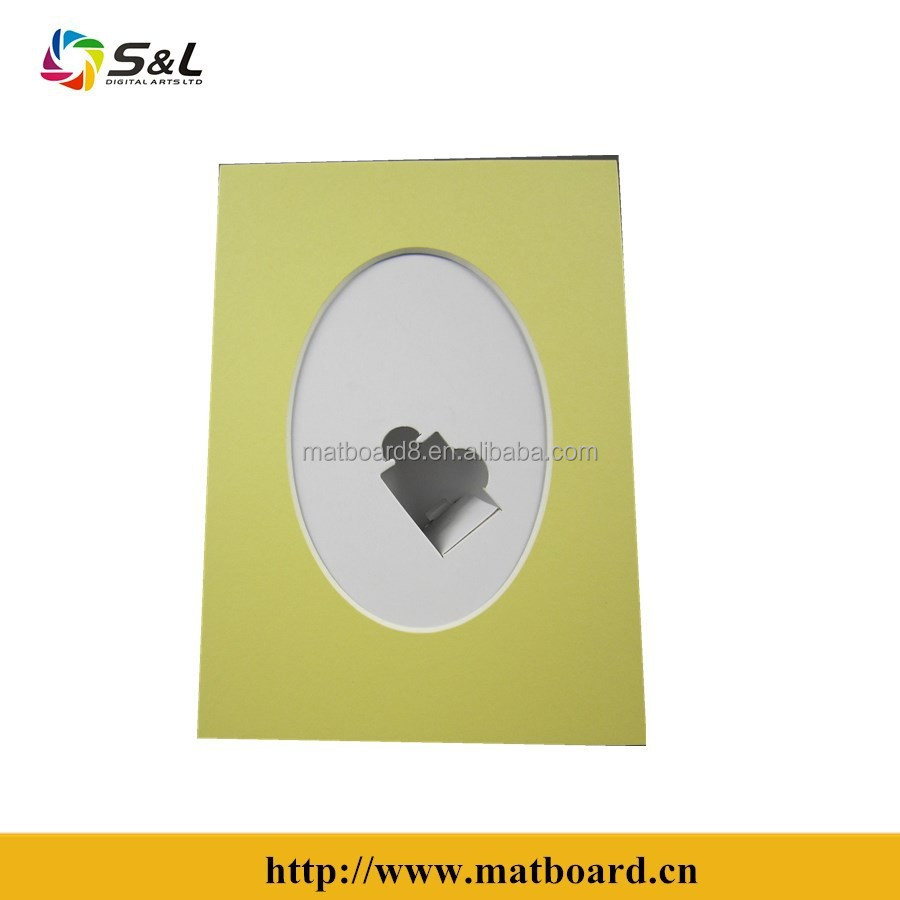 home decoration articles Christmas gift items promotional colored paper photo frame