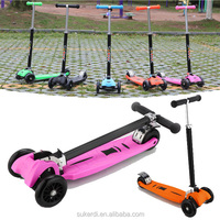 Patent 2014 new model foldable scooter 4 wheel scooter dirt scooter