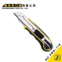 18MM Craft Knife Pocket Cutting Hand Tool Free Sample Knife A3