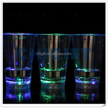 Colorful Promotional Flashing Ice Shot Cups