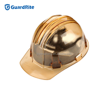 ANSI CE EN 387 APPROVED ABS PE CONSTRUCTION INDUSTRIAL ENGINEERING WORKING SAFETY HELMET WITH CHIN STRAP