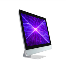 21.5 inch touch screen desktop computer all in one pc with i3/i5/i7+4GB+500GB+WIN7