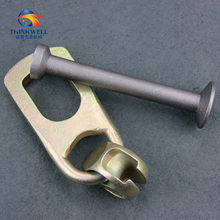 Concrete Precast Lifting Anchor Spherical Head Ring Lifting Clutch