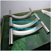 strong and durable rust prevention ss 360 degree bend pipe processing