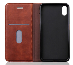 2017 Hot Selling Amazon Original Design wallet leather Case for iPhone X case,for iphone 7case leather,for iPhone X