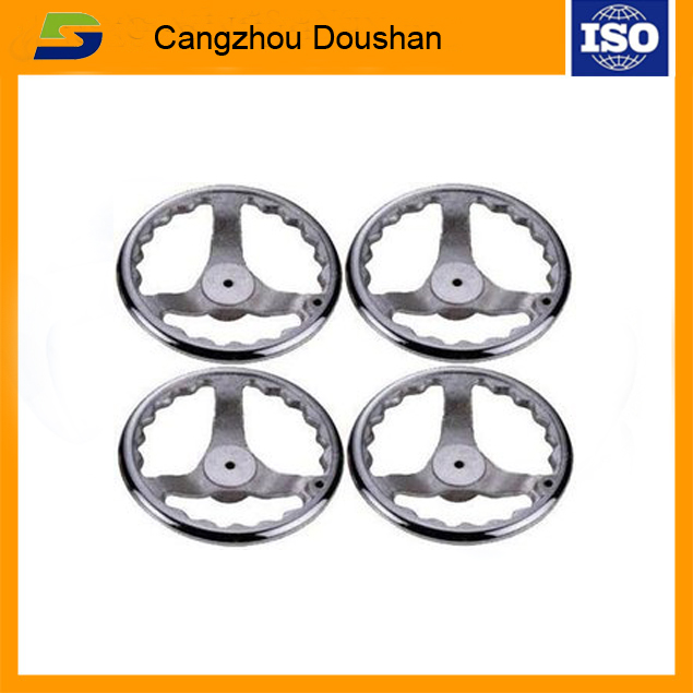gate valve parts, handwheel casting ,grey iron and ductile iron cast gate handwheel