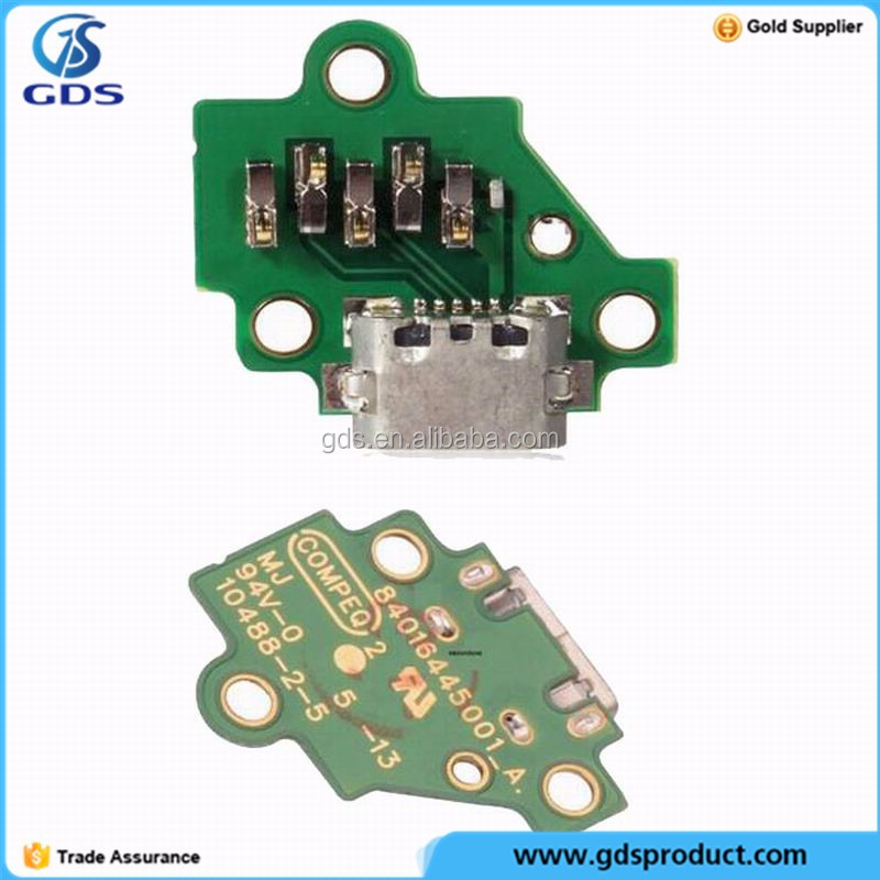 USB Dock Connector Charger Port Board Flex Cable For Moto G3