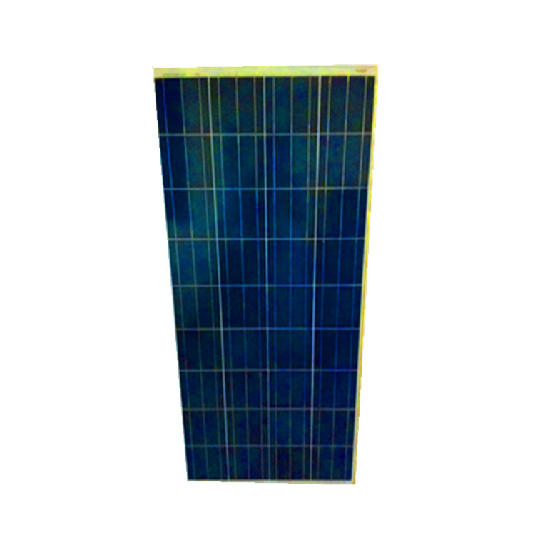 OLLIN-125P <strong>poly</strong> solar plate, street light with 125 watt solar panel