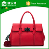 Wholesale Hot Selling Lychee Pattern Leather Fashion Handbags
