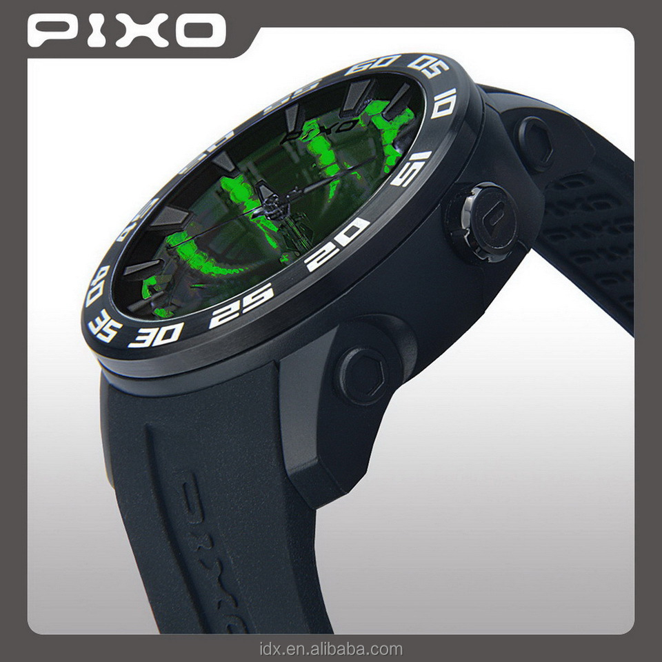 PX-8 Wholesales Low MOQ silicone rubber water resistant white blue sporty Branded new fashion men smart watch for unisex