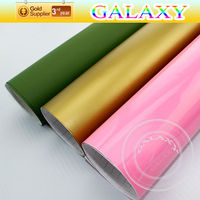Polymeric Car Color Changing Vinyl film for Car Wraps With Air Free Bubbles