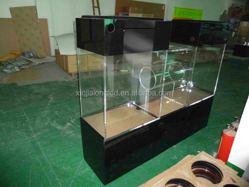 Acrylic Bow Front Aquariums Acrylic Fish Tank With Filter System