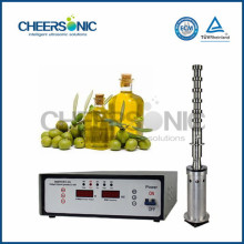 IUIP1000 ultrasonic glycerin extraction machine