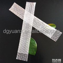 High quality and best price clear plastic air bubble film bag for packing