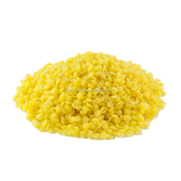 Refined Yellow Beeswax Pellets
