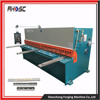 E21S Control System shearing machine specification QC12K 30X2500MM aluminium windows and doors cutting machine