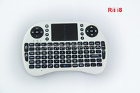 2.4Ghz multilanguage air mouse, air mouse with touchpad, Rii i8 air mouse