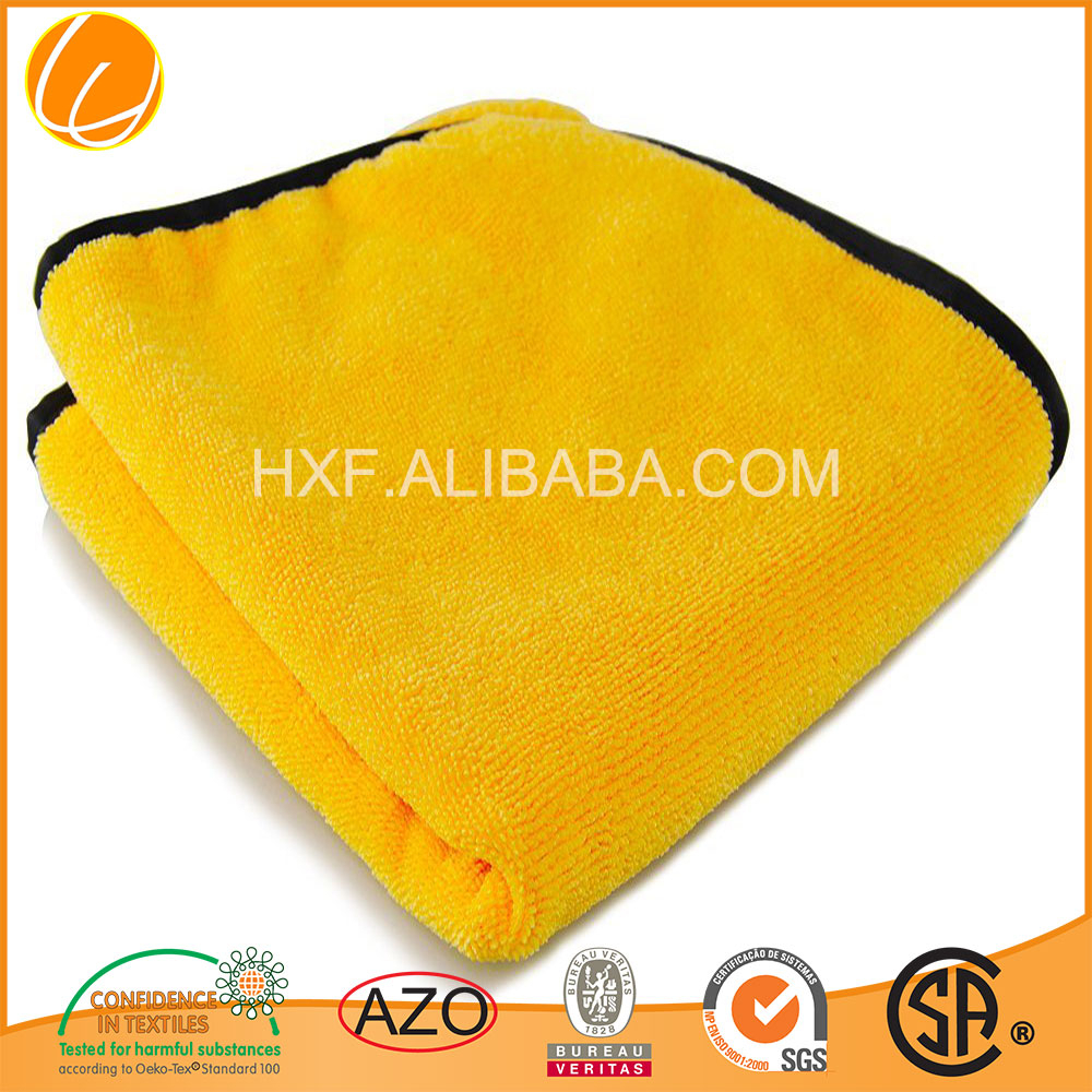 Custom Promotion High Quality Hot Sale microfiber car drying towel cloth wholesaler China OEM ODM Microfiber Manufacture Factory