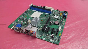620887-001 H-Alvorix-RS880-uATX(Alvorix) P6640F AMD system board socket AM2 DDR2 Desktop mainboard for HP