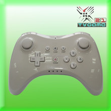 2014 new wireless gamepad joystick for WII U pro controller for wii u console