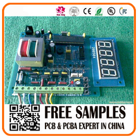 electronic board for washing machine circuit board