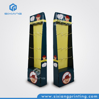 New Design China Manufacturer FSDU POP Up Display Stand for Toys Shop
