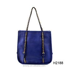 H2188 Wholesale designer handbags New York PU leather women bag