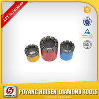 Cutting Drill bits diamond
