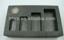 High Density Sintering Graphite Mold for Smelt Gold/Silver