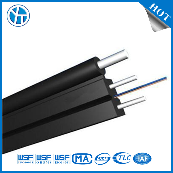 FTTH 4 core fiber optic cable tool kit
