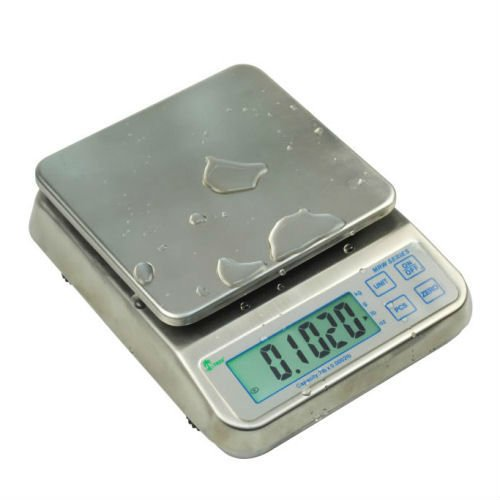 Tree MRW-3 Bench Scale Wash-Down Counting Balance 3lb x 0.0001lb