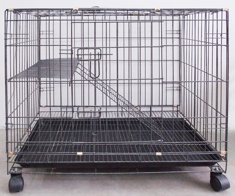 Thickness Iron Wire Cat Cages Pet Breeding Cages Rabbit Cages