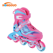 Newest four wheel inline speed china soy quad outdoor roller skate quad women manufactures