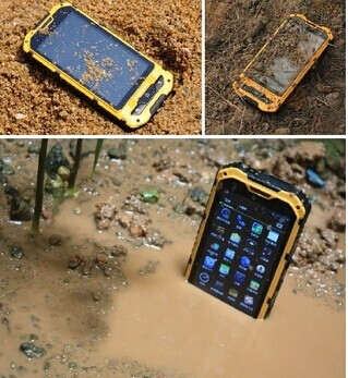 4inch best military grade rugged cell phone