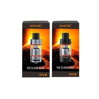 SMOK TFV8 tank black and silver color available in stock accept paypal